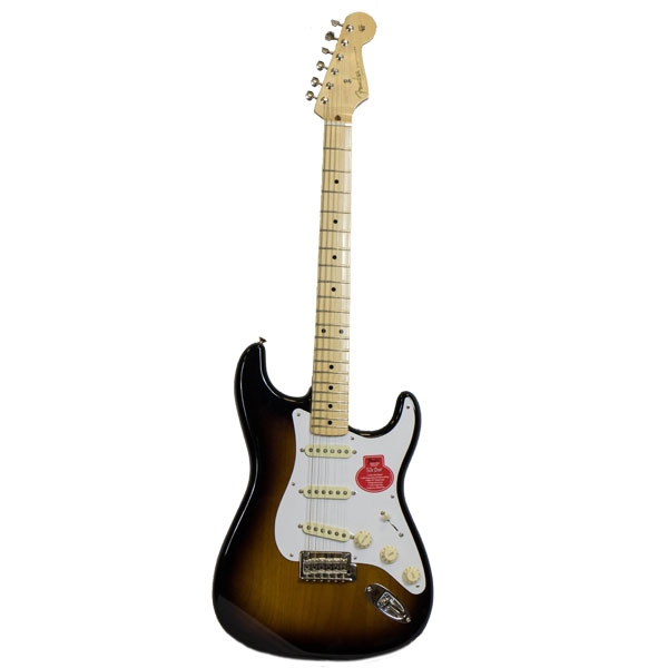Fender - Mexican Classic Player - '50s Stratocaster 2-Color Sunburst Maple