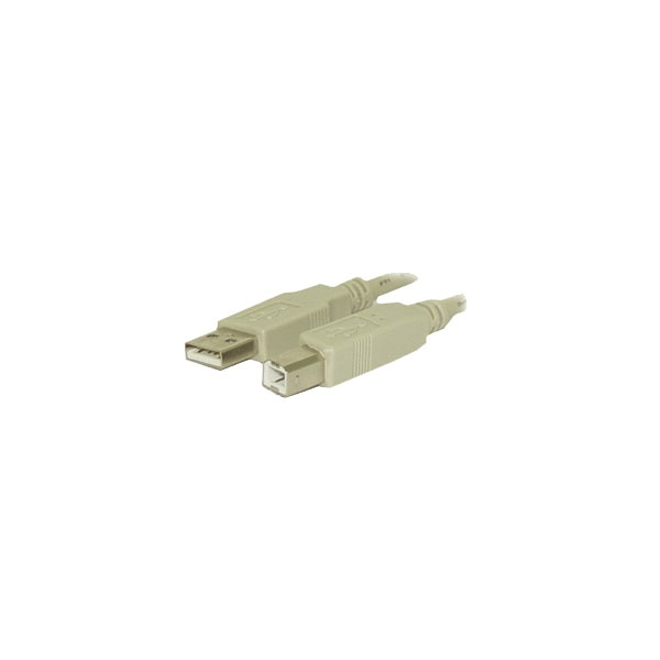 Alpha Elettronica - Cavo USB tipo A > USB tipo B 5mt [95-602/5B]