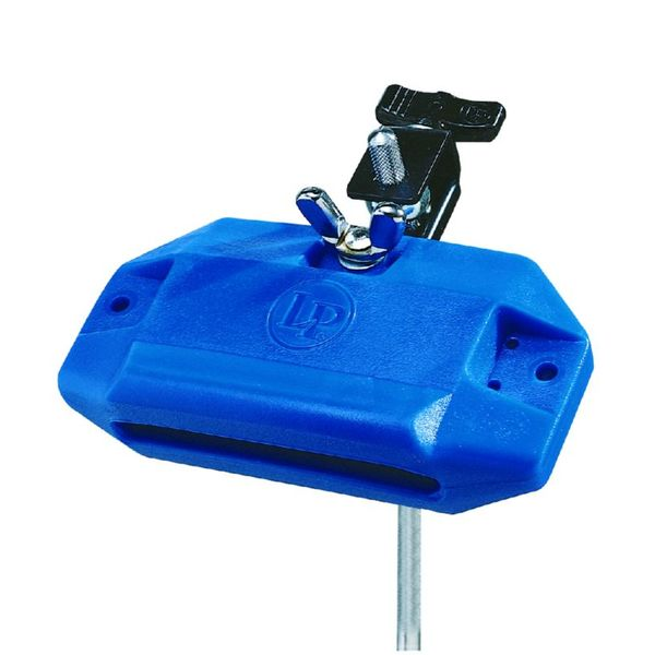 Lp Latin Percussion - Lp1205 - blocchetto jam medio - blu