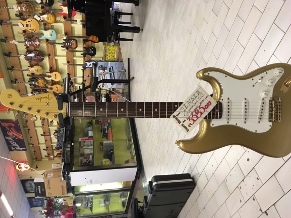 Fender - Custom Shop Limited Edition - _ 60 fender stratocaster ltd-palissandro