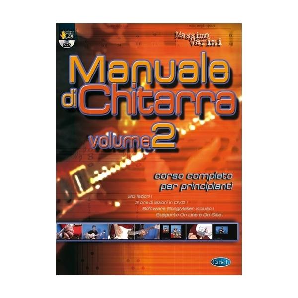 Carish - Varini Massimo - Manuale di Chitarra, Volume 2 (9788850714070)