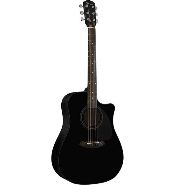 Fender - CD60CE Chitarra Acustica Elettrificata Nera