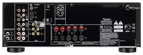 Pioneer - VSX-418-K DE RECEIVER
