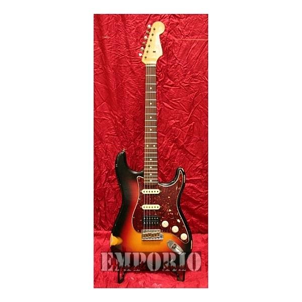 Fender - Custom Shop Master Built - [9216000125] Stratocaster Relic 60TH - MCB