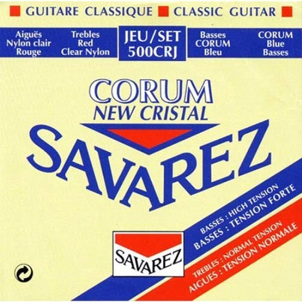 Savarez - [500CRJ]  New Cristal Corum normal-high