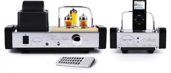 TL Audio - TL AUDIO AMP I-TUBE AMPLIFICATORE VALV