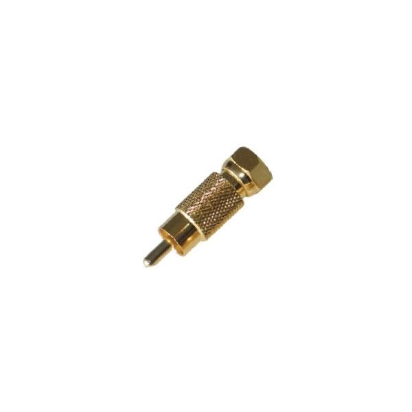 Thender - Adattatore RCA M > RCA F [18-416]