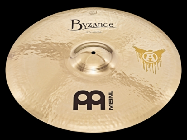 Meinl - Byzance - Pure Metal Ride 24""