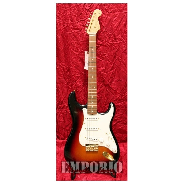 Fender - Custom Shop Artist - Robert Cray Signature Stratocaster 3-Color Sunburst Rosewood
