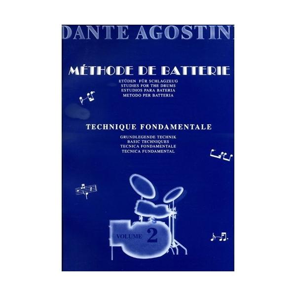 Dante Agostini - Dante Agostini - Metodo per Batteria - Volume 2 (9790707005026)