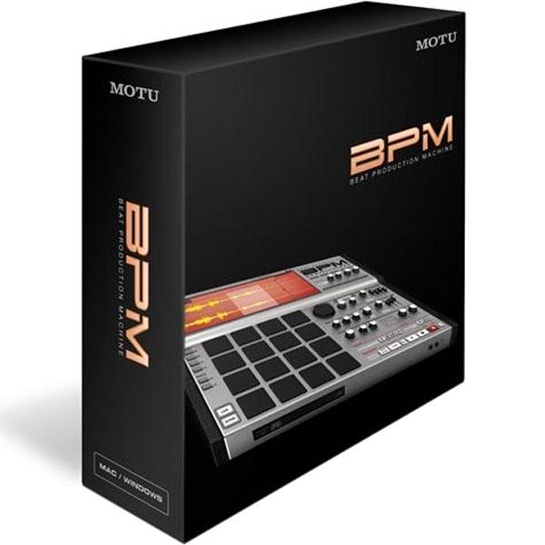 Motu - [BPM 1.5.1] Libreria di suoni e ritmi urbani
