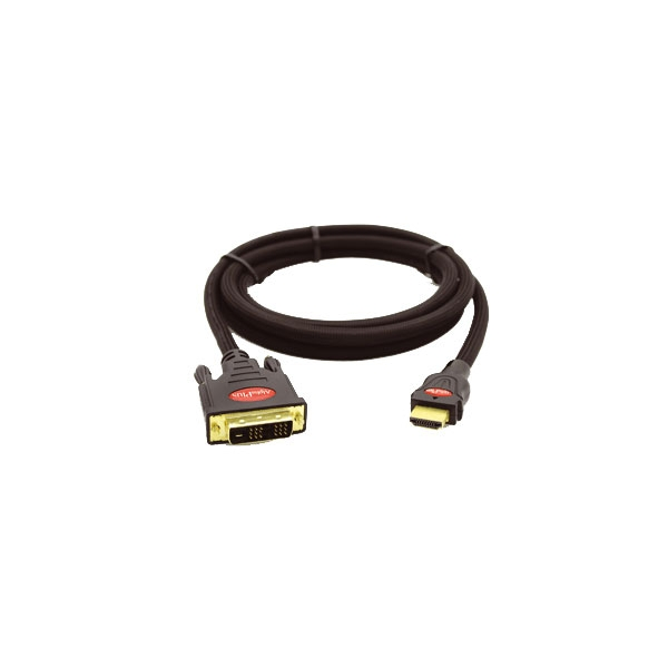 Alpha Elettronica - Cavo HDMI M > DVI M 10mt [93-592/10N]