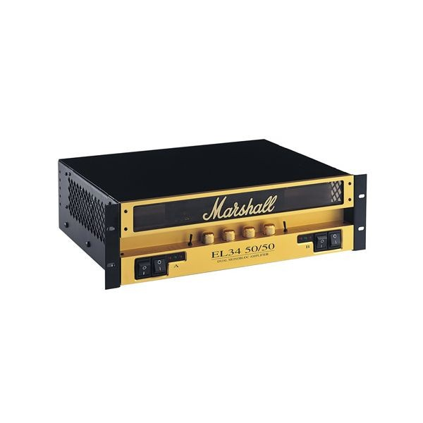 Marshall - EL34-50/50 Dual Monobloc Amplifier