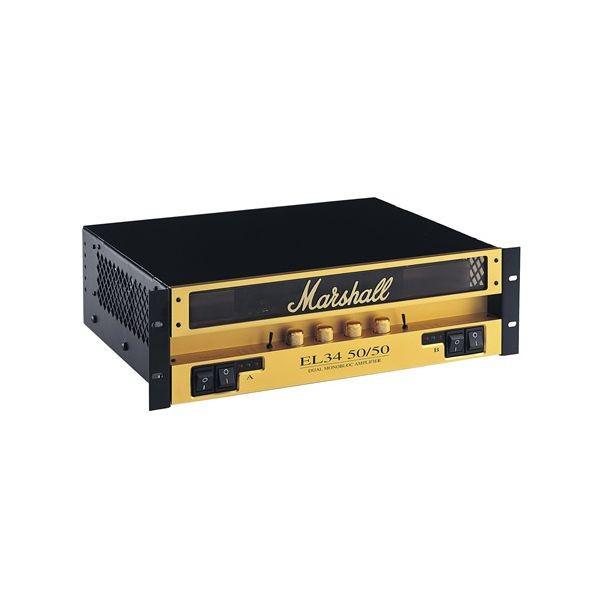 Marshall - EL34-50/50 Dual Monobloc Amplifier