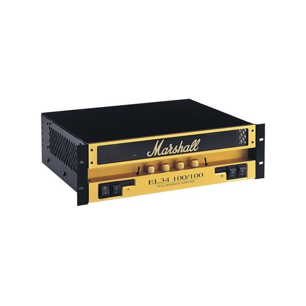 Marshall - EL34-100/100 Dual Monobloc Amplifier