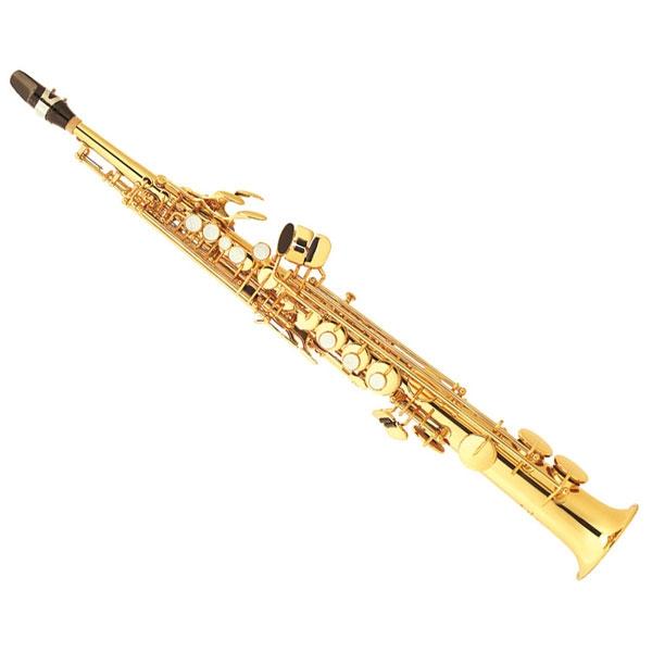Jupiter - [JPS-547GL] Sax soprano Sib pollice regolabile