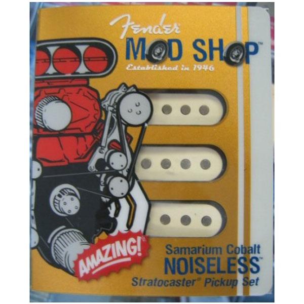 Fender - PickUp Stratocaster Samarium Colore Pergamena