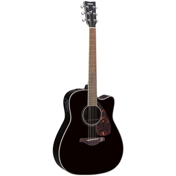 Yamaha - FG - [FGX730SC BL] Chitarra elettroacustica Black