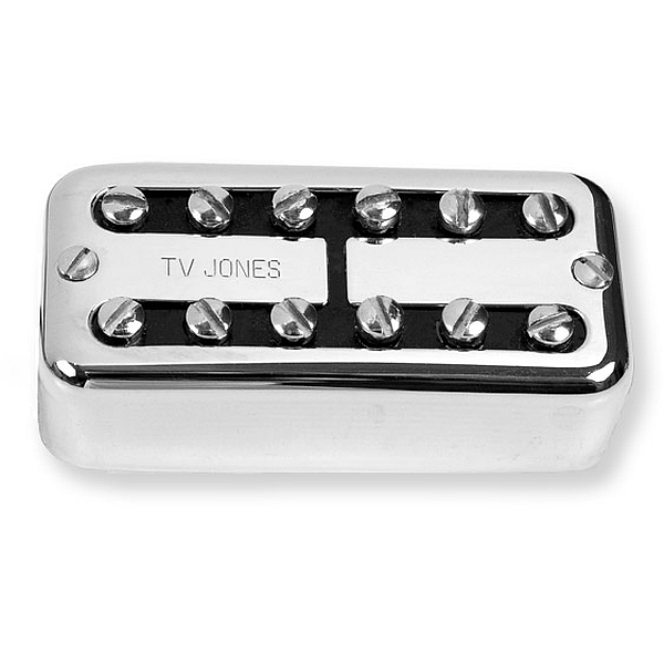 TV Jones - Powertron Pickup Standard Mount Neck