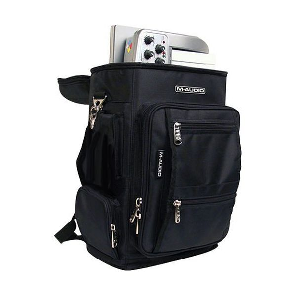 M-Audio - Studio pack deluxe mobile studio backpack