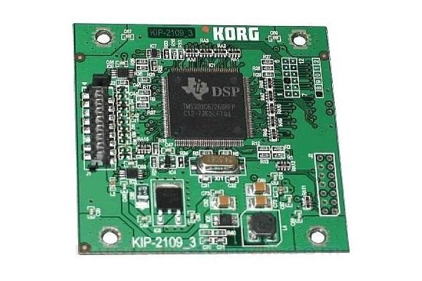 Korg - EXBP-DUAL MP3 Scheda