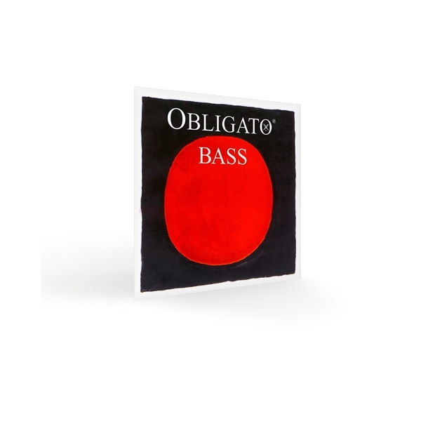 Pirastro - [441020] Obligato Orchestra Mittel Contrabbasso 3/4