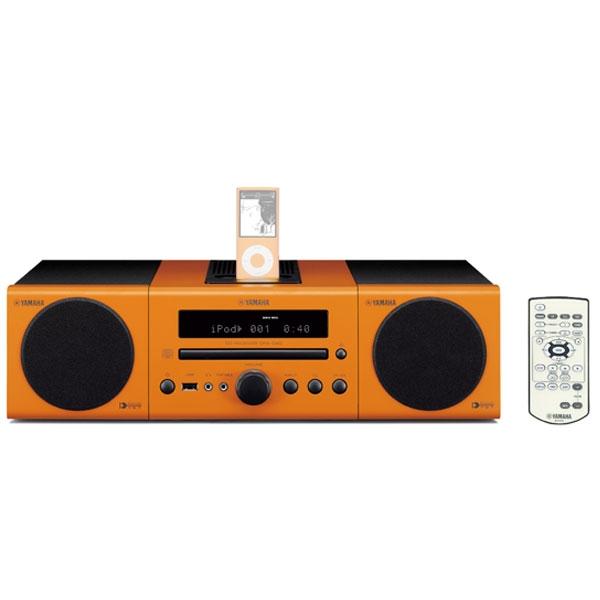Yamaha - [MCR-040] Sistema micro Arancione