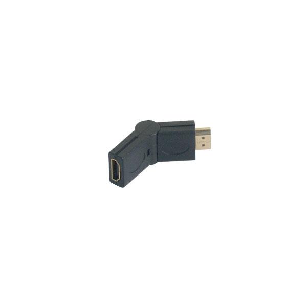 Alpha Elettronica - Adattatore HDMI > HDMI ruotabile 180° [64-579/10SN]