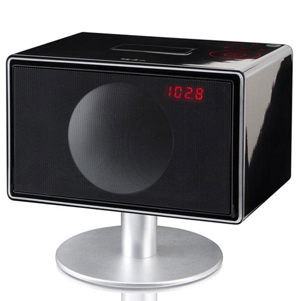 Geneva - S - Sistema audio S Nero