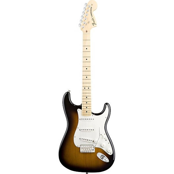 Fender - American Special - Stratocaster 2-Color Sunburst Maple