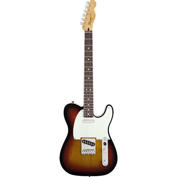 Fender - Squier Classic Vibe - Telecaster Custom 3-Color Sunburst Rosewood