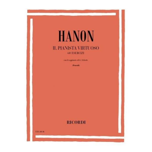 Ricordi - [ER381.02] Hanon - Il Pianista Virtuoso (9790041371269)