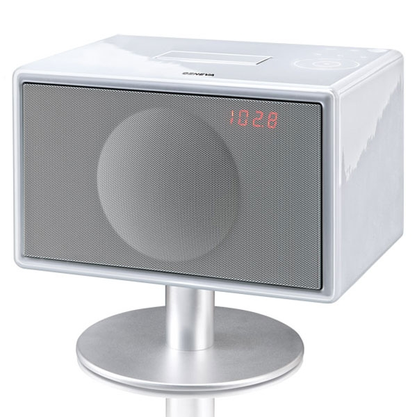 Geneva - S - Sistema audio S Bianco