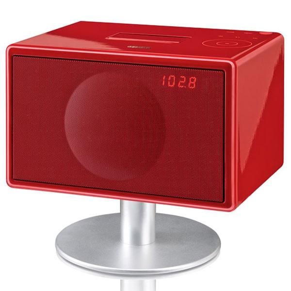 Geneva - S - Sistema audio S Rosso