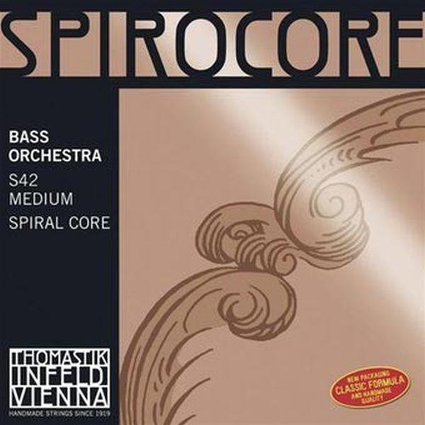 Thomastik - Spirocore - [S 42] Muta Contrabbasso 4/4 Orch.