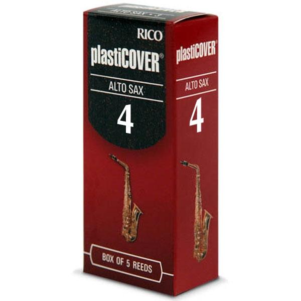 Rico - Plasticover - RRP05ASX400 Sax Alto 4 - 5un