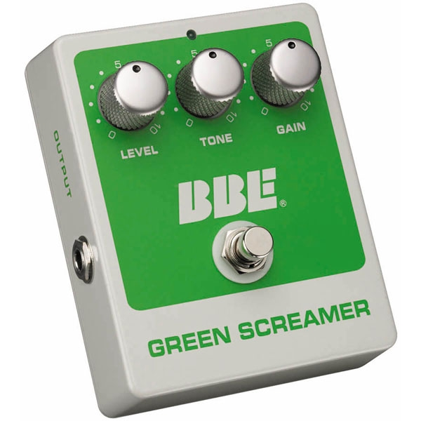 Bbe - Green Screamer