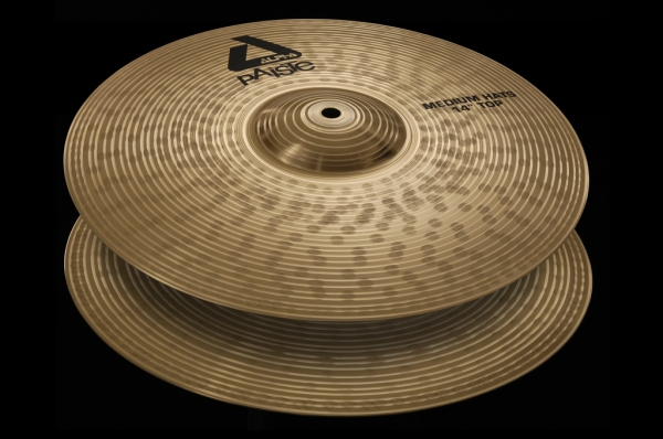 Paiste - Alpha - Medium Hats 14""