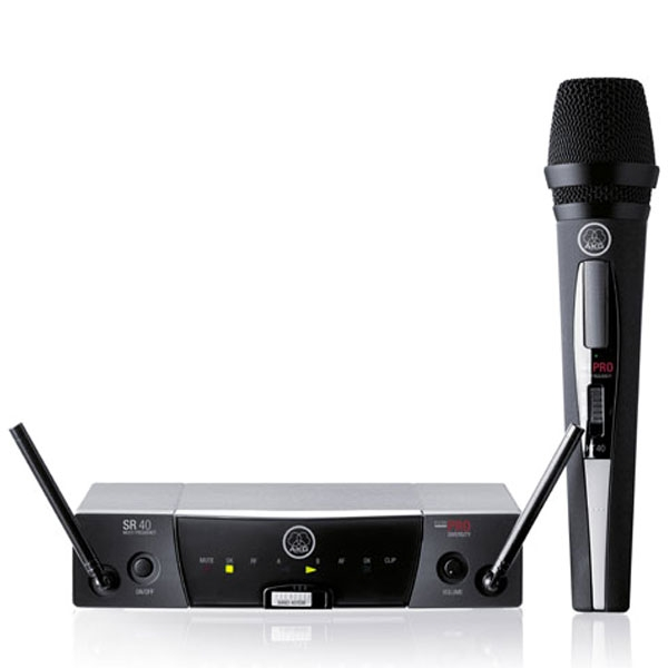 Akg - [WMS40] Pro Flexx Vocal Set D