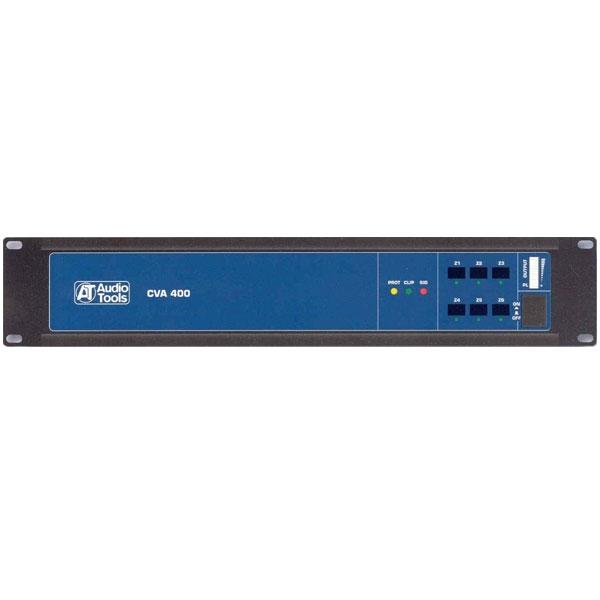Audio Tools - [CVA400] Amplificatore monocanale ad impedenza e tensione costante 240W