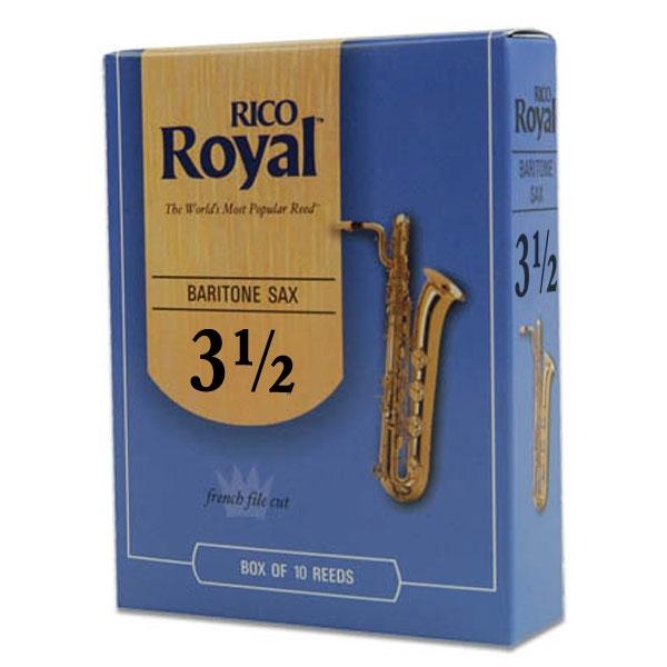 Rico - Royal - RLB1035 Sax Baritono 3.5 - 10un