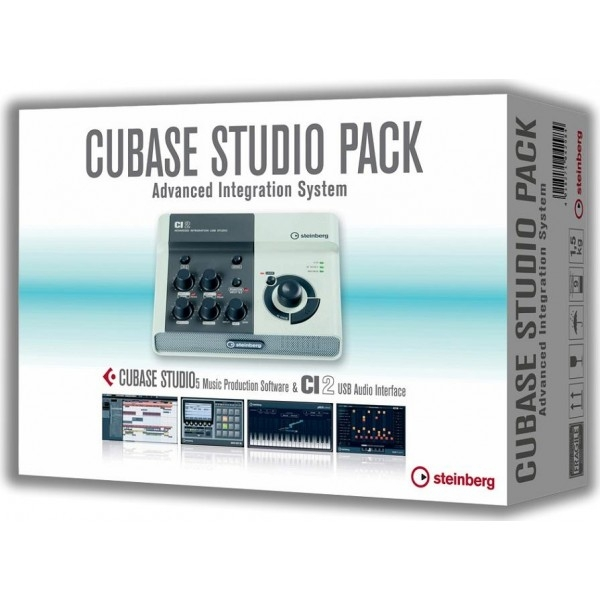 Steinberg - CUBASE STUDIO PACK
