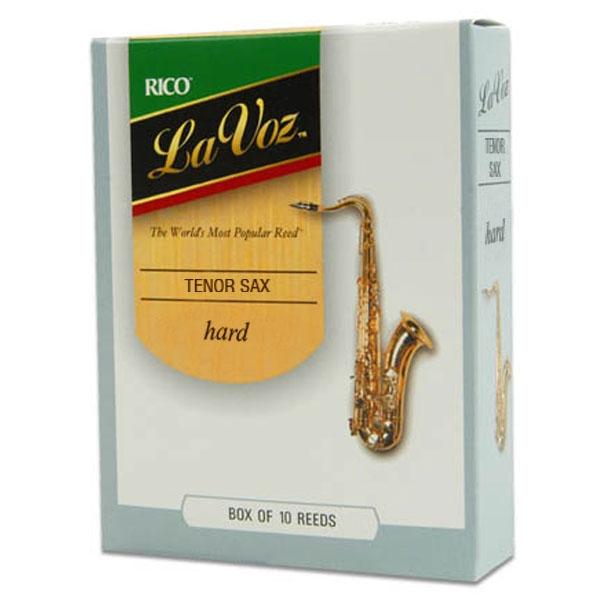 Rico - La Voz - RKC10HD Sax Tenore hard - 10un