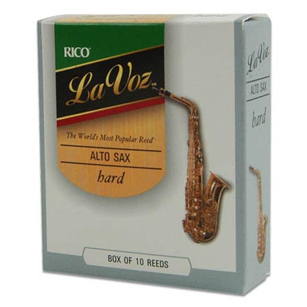 Rico - La Voz - RJC10HD Sax Alto hard - 10un