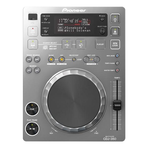 Pioneer - [CDJ-350S] Lettore CD/USB per DJ