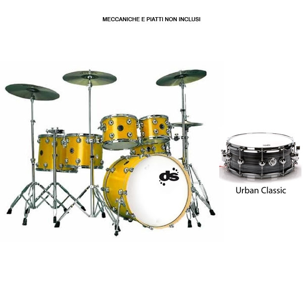 Drum Sound - Evolution Series - Urban Classic