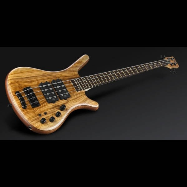Warwick - Corvette $$ LTD 09 Natural Satin 4 Corde