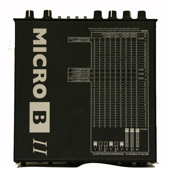 Voce - Micro B II