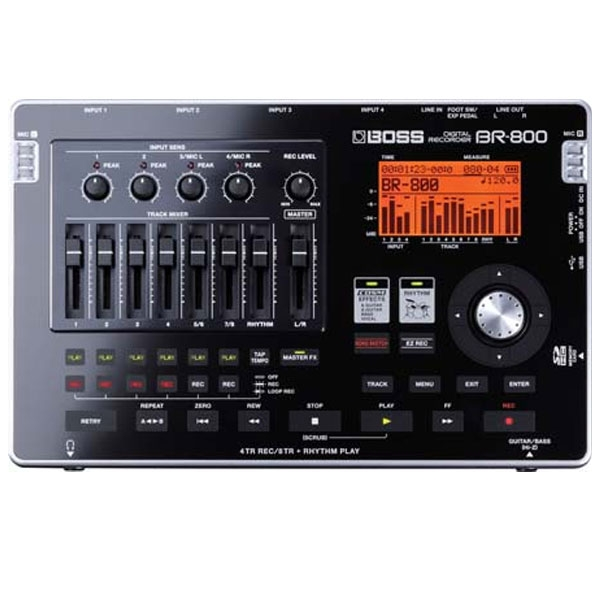 Boss - BR800 Digital Recorder