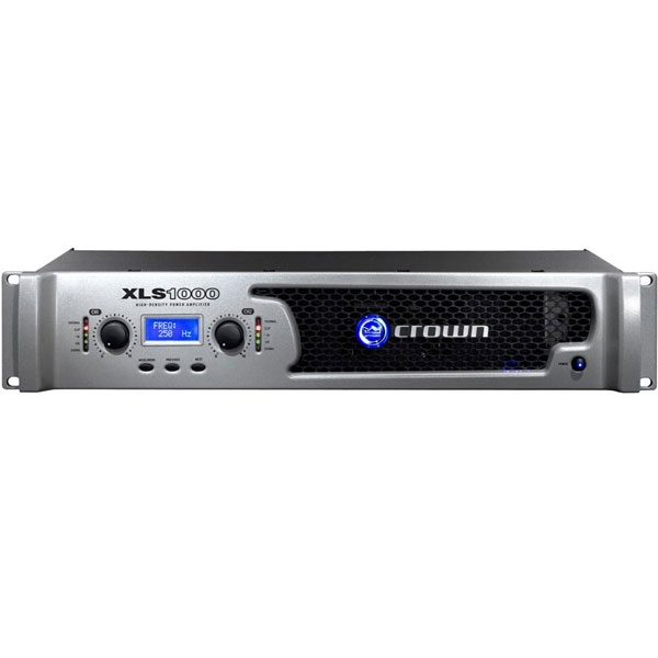 Crown - XLS - [XLS1000] Amplificatore rack 2x 350W